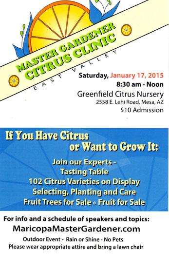 Greenfield Citrus News